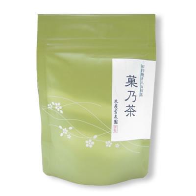 石臼挽き八女抹茶 菓乃茶(1袋・50g)