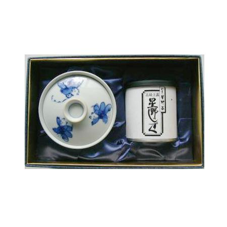 玉露 星野しずく(すすり)茶セット「唐子」