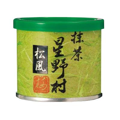 抹茶 松風(1缶・20g)