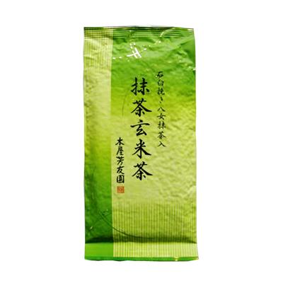 抹茶玄米茶(1袋・100g)