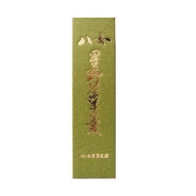 星野茶羊羹(1本・350g)