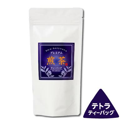 プレミアム煎茶ティーバッグ(4g×15P)