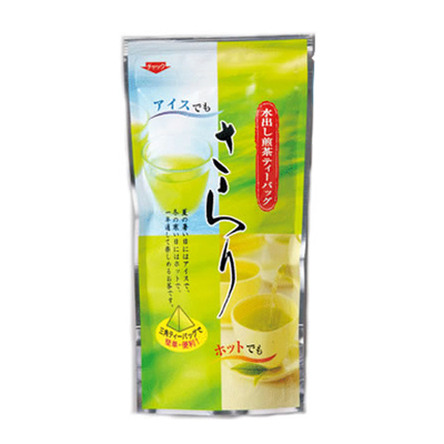 水出し煎茶 茶楽利(さらり)(6g×15p入)