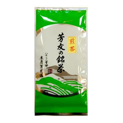 煎茶・赤 (1袋 100g)