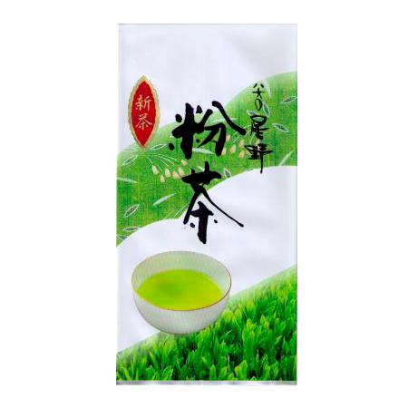 新茶 粉茶 (1袋 100g)