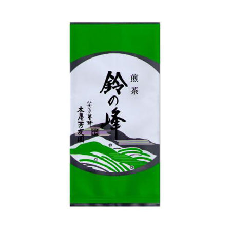 煎茶 鈴の峰 (1袋 100g)
