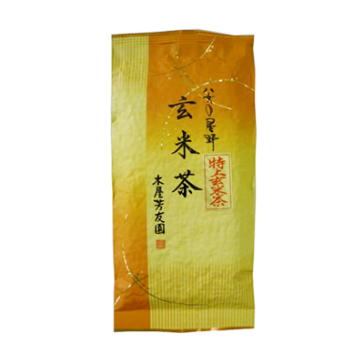 特上玄米茶(1袋・100g)