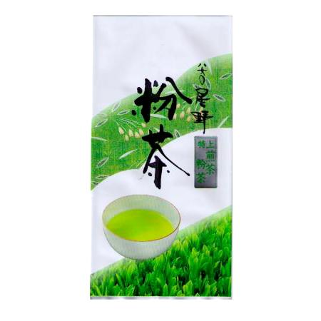 特上煎茶粉茶 (1袋 100g)