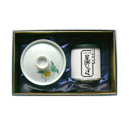玉露 星野しずく(すすり)茶セット「茶花」