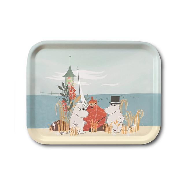 Moomin Opto Design - #OUR SEA MOOMIN  トレイ S  [OPD060043]