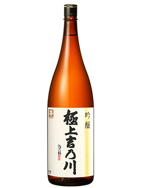 吟醸酒 極上吉乃川 1800ml