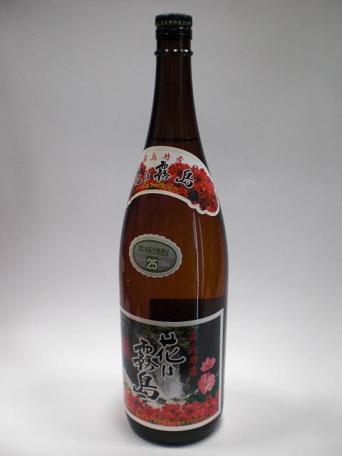 麦焼酎 花は霧島 1800ml