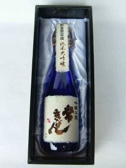常きげん 特別純米大吟醸 吟醸王國 720ml(アンティークボトル)