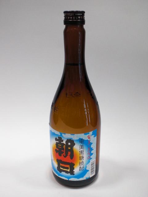 黒糖焼酎 朝日30度 720ml
