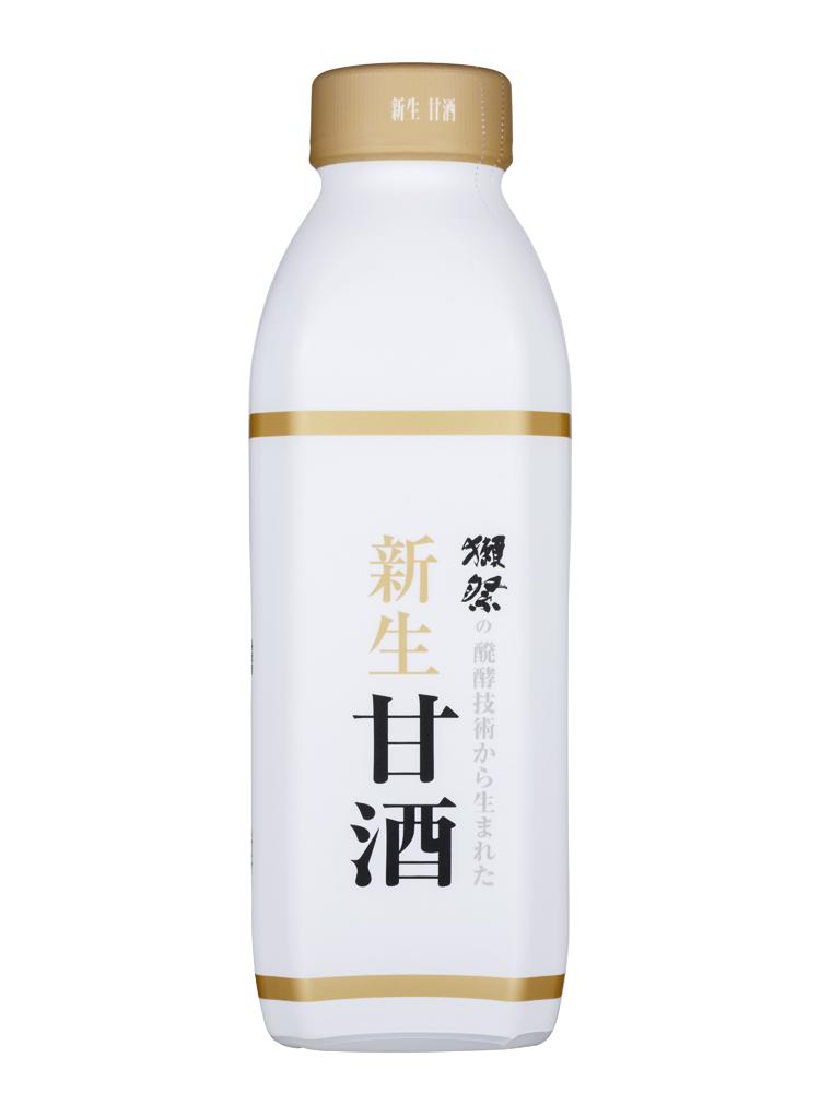 獺祭 新生(しんせい)甘酒 825g ペットボトル