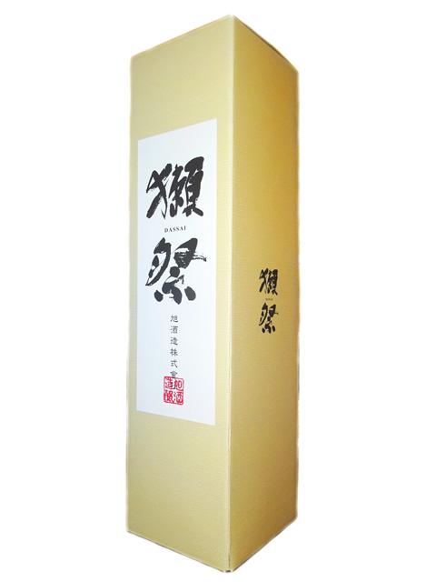 獺祭(だっさい) 専用箱 1800ml 1本入
