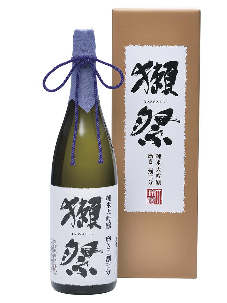 獺祭(だっさい) 純米大吟醸 磨き二割三分 1800ml DX箱入り