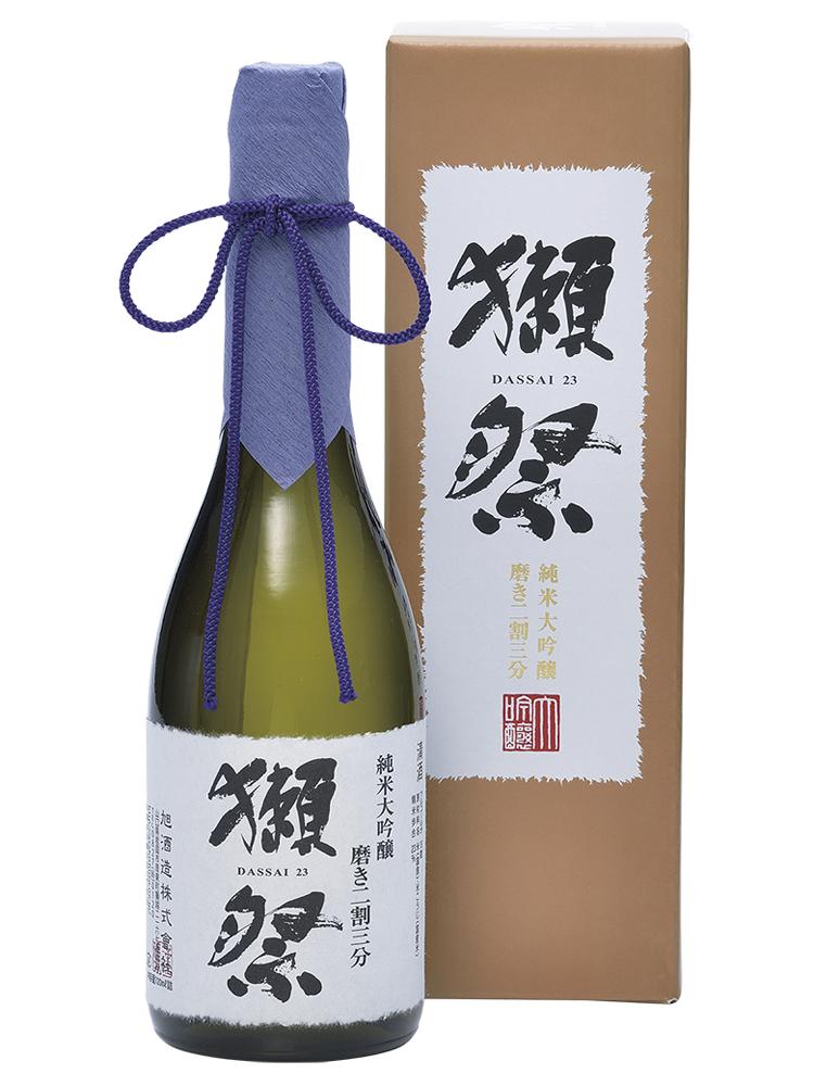 獺祭(だっさい) 純米大吟醸 磨き二割三分 720ml DX箱入り