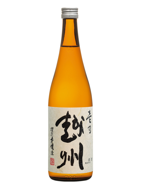 特別本醸造 壱乃越州 720ml
