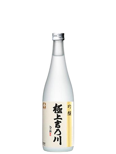 吟醸酒 極上吉乃川 720ml