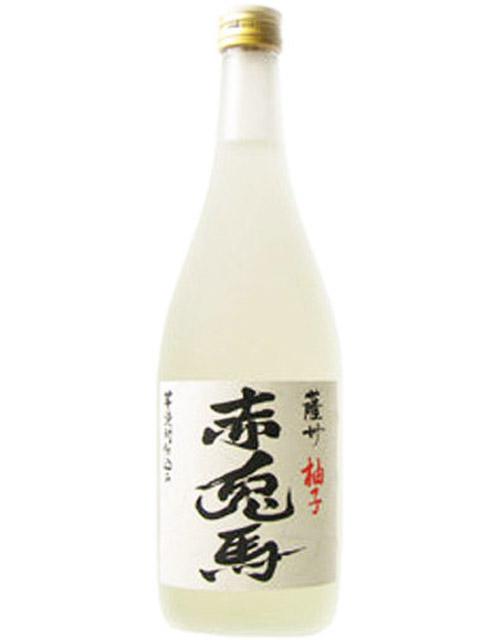赤兎馬 柚子 720ml
