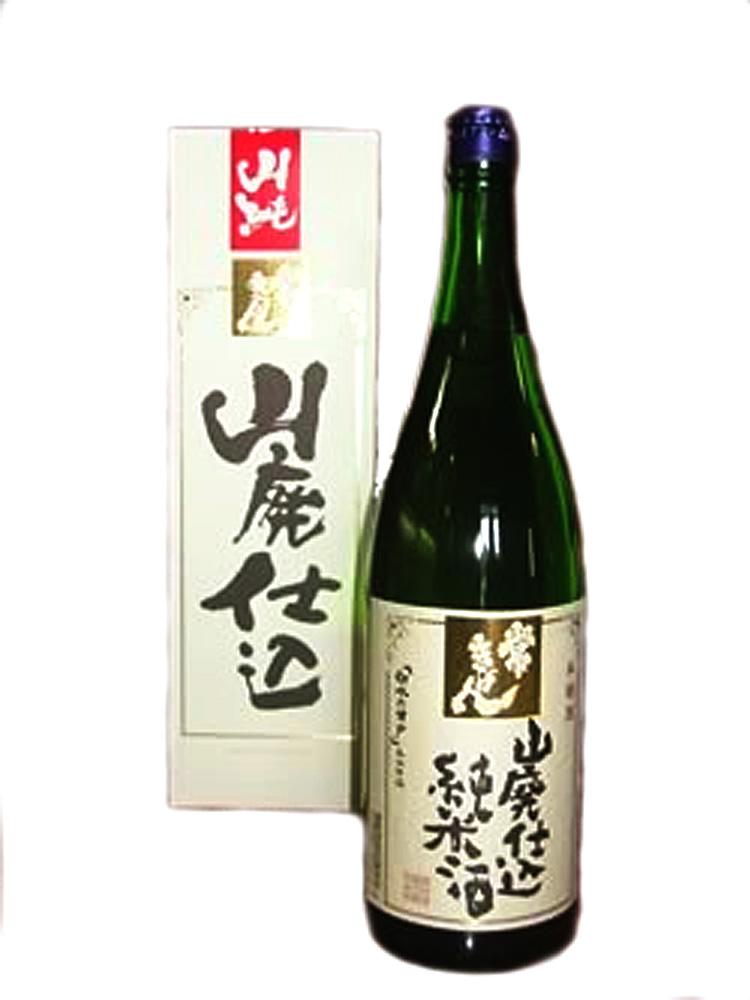 常きげん 山廃仕込純米酒 720ml 化粧箱入り