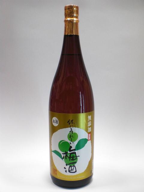 体にうれしい梅酒 1800ml