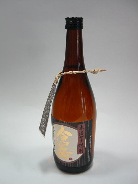 芋焼酎 倉岳 720ml