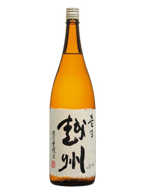 特別本醸造 壱乃越州 1800ml