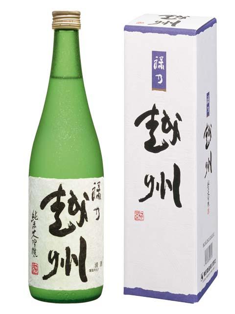 純米大吟醸 禄乃越州 720ml