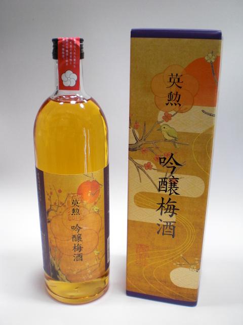 英勲 吟醸梅酒 720ml