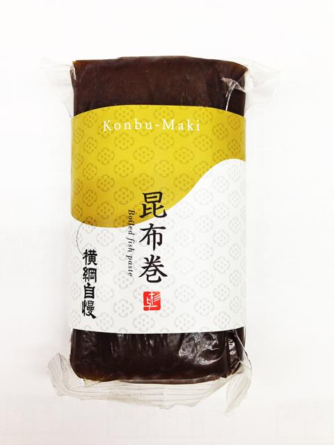 スギヨ 昆布巻蒲鉾 135g 【要冷蔵】