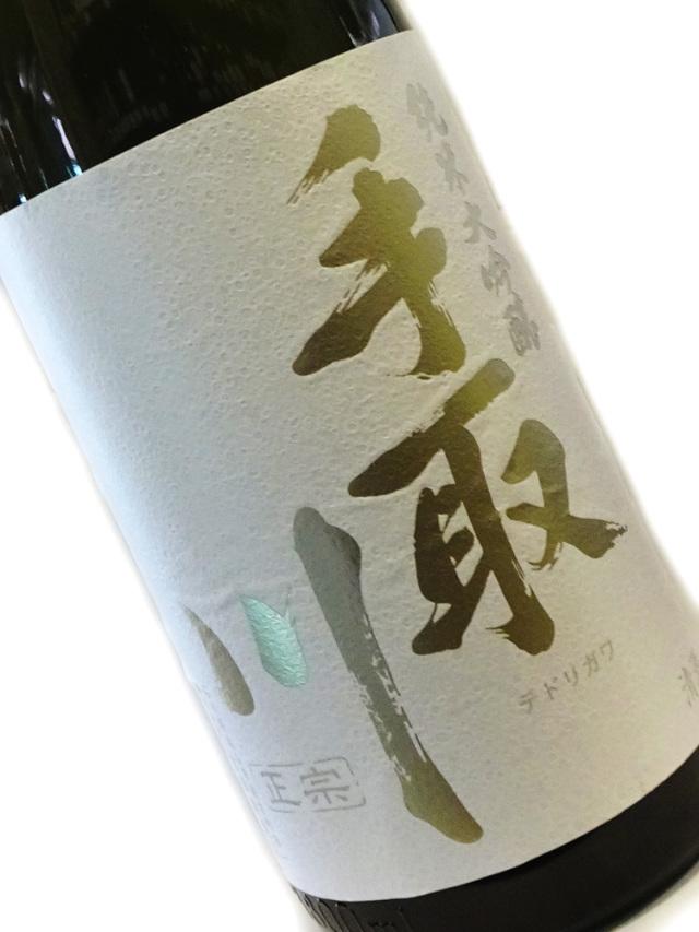 手取川 純米大吟醸 生原酒 百万石乃白 1800ml
