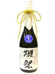 獺祭(だっさい) 純米大吟醸 磨き二割三分 遠心分離 おりがらみ 元旦届け 720ml 化粧箱入