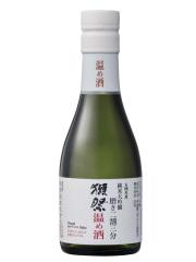 獺祭(だっさい) 純米大吟醸 磨き二割三分 温め酒 180ml
