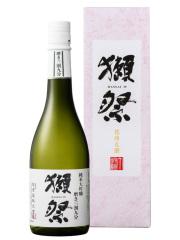 獺祭(だっさい) 純米大吟醸 磨き三割九分 花冷え酒 720ml 化粧箱入り