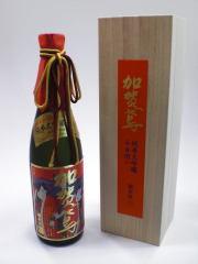 加賀鳶 純米大吟醸 千日囲い 錦絵ラベル 720ml