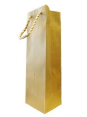 ギフト用クラフト紙手提げ袋(4合瓶用・1升瓶用)