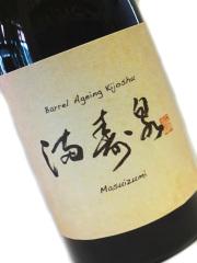満寿泉 オーク樽熟成 貴醸酒 720ml
