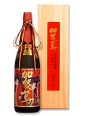 加賀鳶 純米大吟醸 千日囲い 錦絵ラベル 1800ml