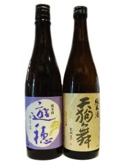 石川濃醇旨口酒セット(天狗舞・遊穂)