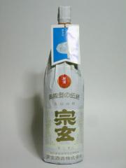 宗玄 原酒 1800ml