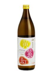 芋焼酎 黄紫紅(きむらご) 900ml