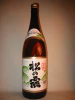 芋焼酎 松の露 1800ml