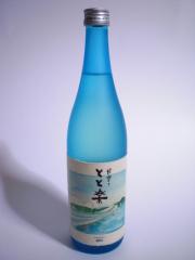【当店オリジナル】宗玄 純米吟醸 無濾過生原酒 能登のとと楽 720ml