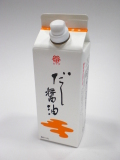 鎌田醤油 だし醤油 500ml