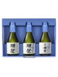 獺祭(だっさい) 磨き二割三分 利酒セット 180ml×3本