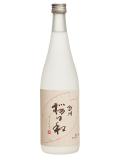 吟醸酒 越州 桜日和 720ml【春季限定】