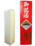 梱包箱 1本用(白無地・青チェック・御銘酒)