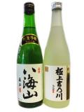 新潟吟醸飲み比べセット(八海山・極上吉乃川)